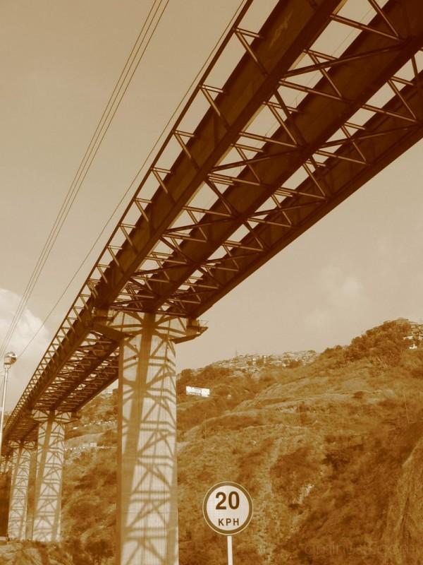 Making of a bridge