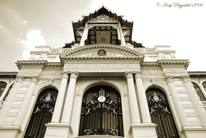 Chakri Mahaprasad Hall