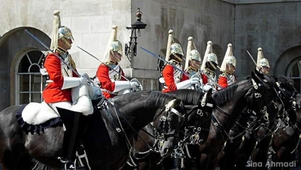 Queen Guards