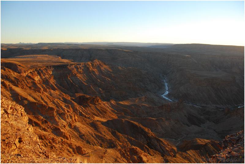 fishriver canyon
