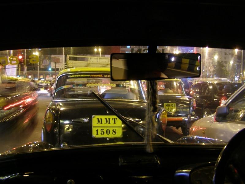 Taxi @ Night