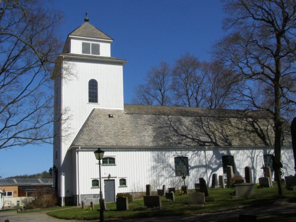 A scandinavian church