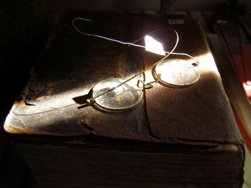 Open the book and be enlightened..