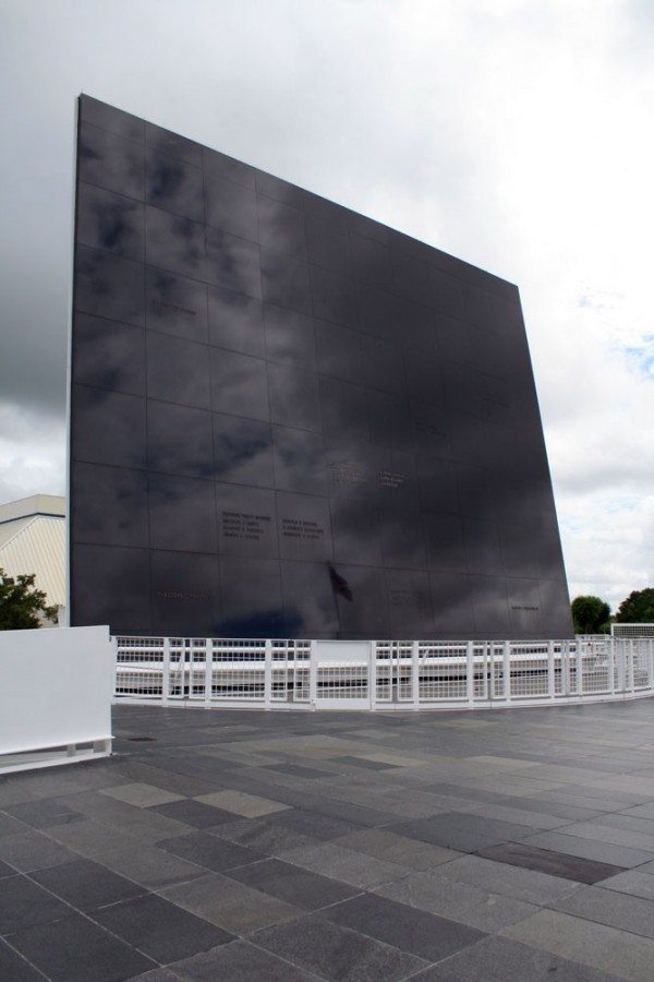 Space Mirror Memorial