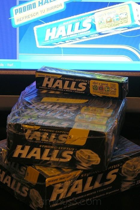Halls Strong-Lyptus