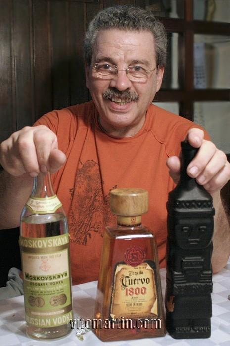 Tío Carlitos, pasión por el buen vivir. ;-)