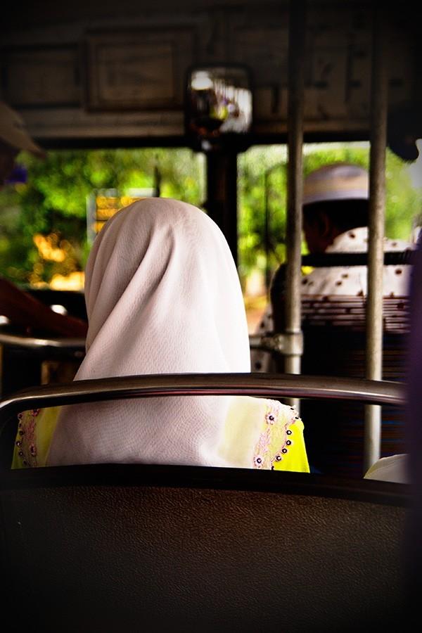 Malaysian bus
