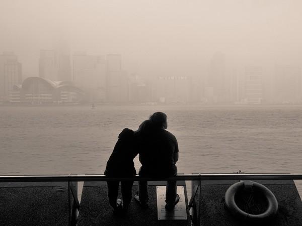 Lovers in Hong-Kong