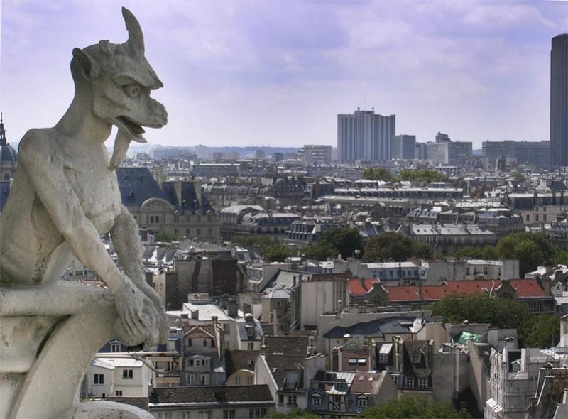 protecting Paris