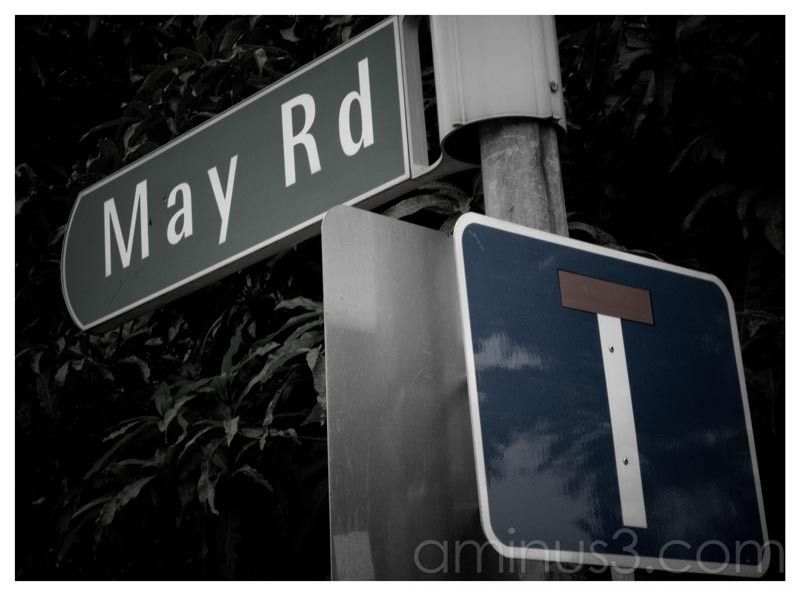 Way – May Enter But Dead End