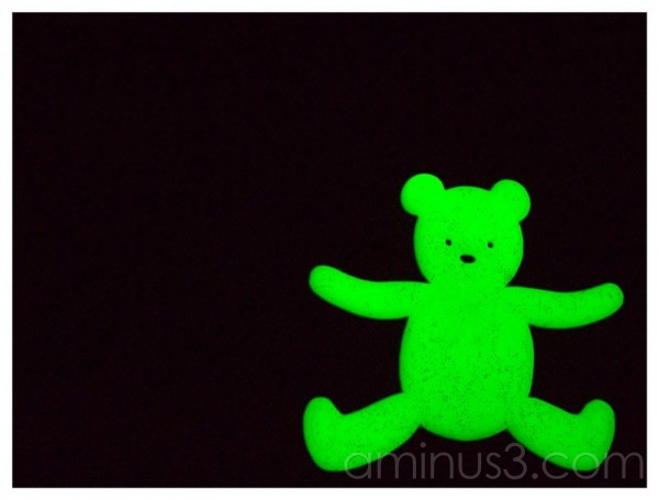 Life – Small Teddy Bear Light