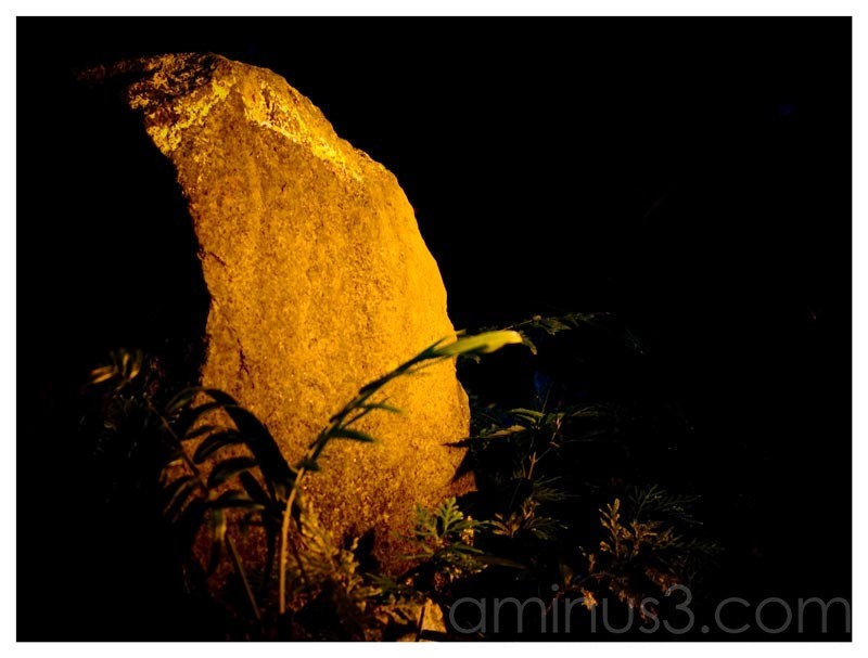 Life – Rock, Light, (Invisible) Rope