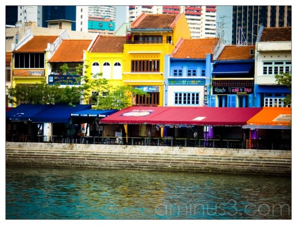 Life – Colours By The Water
