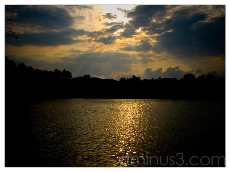 Life – Sun Rays Over The Waters