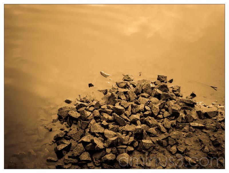 Life – Rocks By The Water