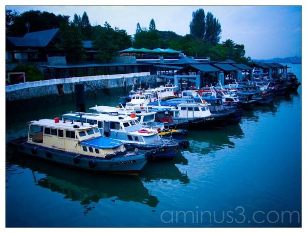 Life – Ferries On The Water