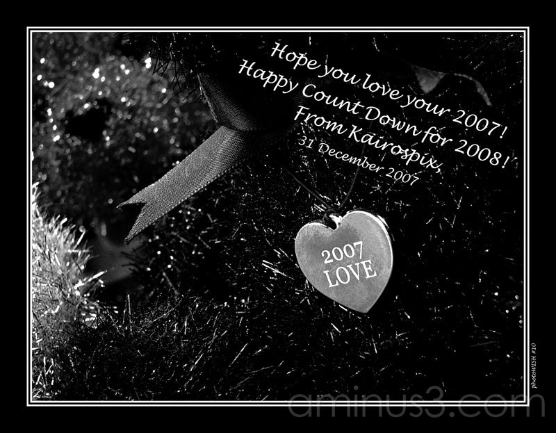 Life's Details – 2007 Love (photoWISH #10)