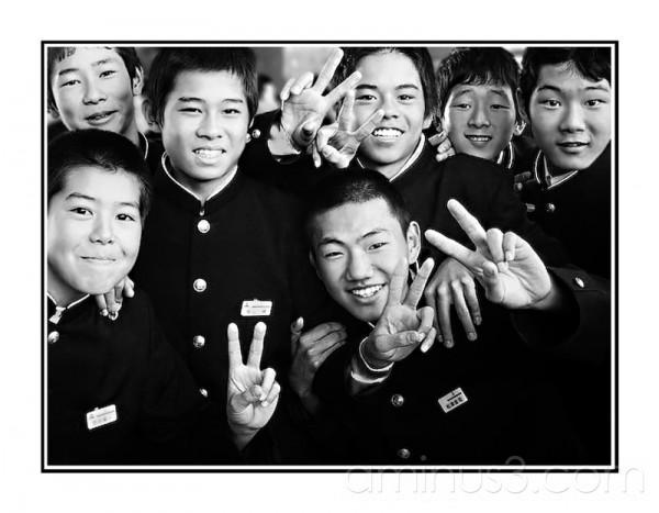 Life's Details – Japanese School Life Peek #9