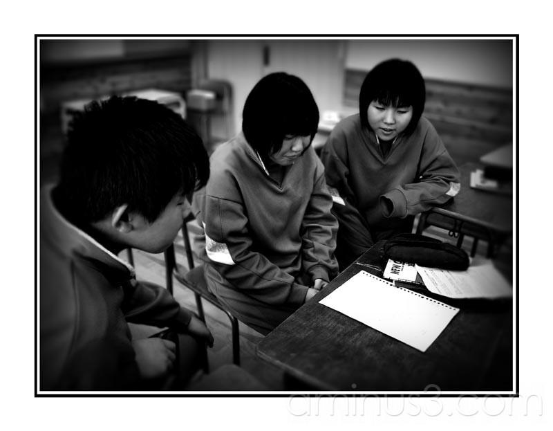 Life's Details – Japanese School Life Peek #27