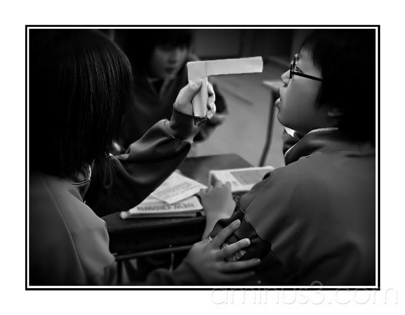 Life's Details – Japanese School Life Peek #29