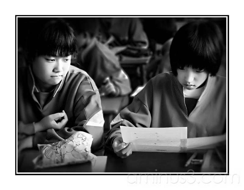 Life's Details – Japanese School Life Peek #31