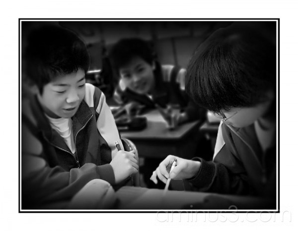 Life's Details – Japanese School Life Peek #32