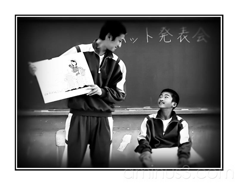 Life's Details – Japanese School Life Peek #33