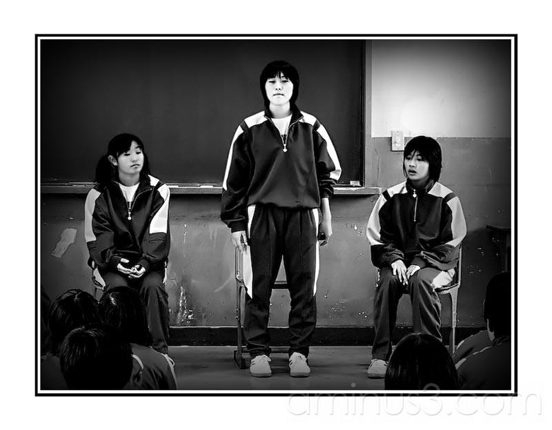 Life's Details – Japanese School Life Peek #35