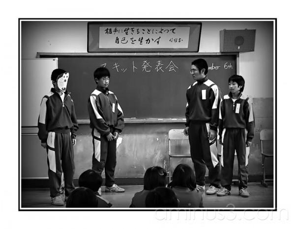 Life's Details – Japanese School Life Peek #37
