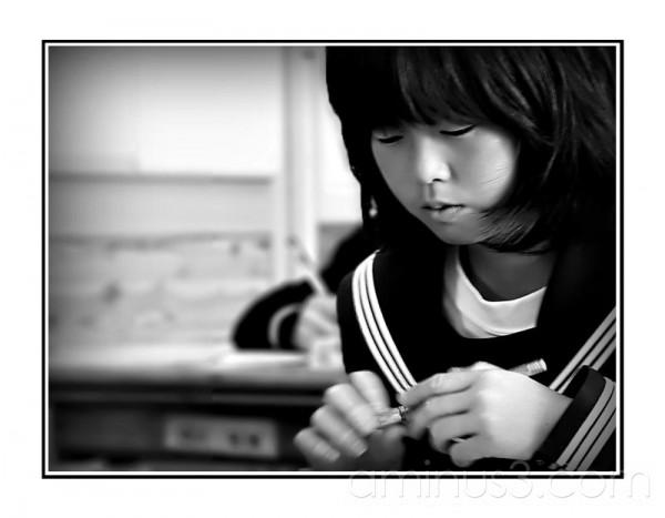 Life's Details – Japanese School Life Peek #53
