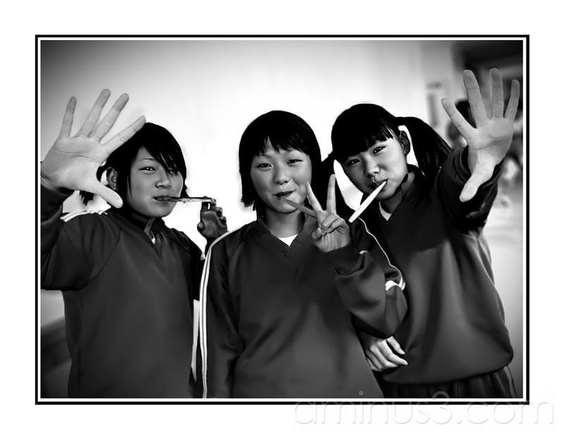 Life's Details – Japanese School Life Peek #94