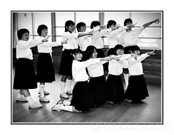 Life's Details – Japanese School Life Peek #97