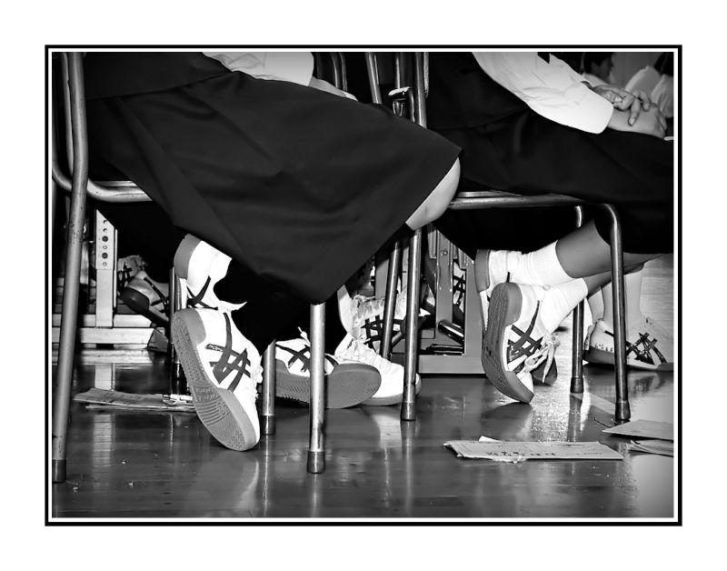 Life's Details – Japanese School Life Peek #147