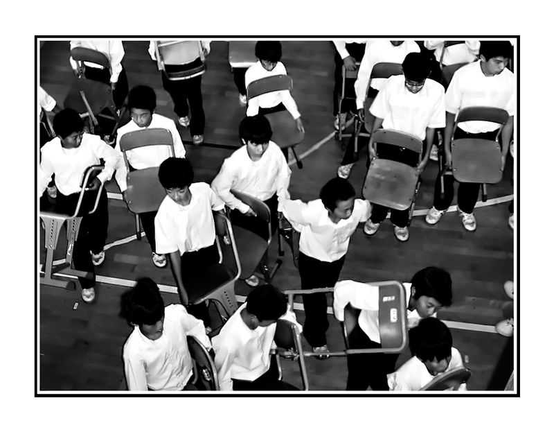 Life's Details – Japanese School Life Peek #148