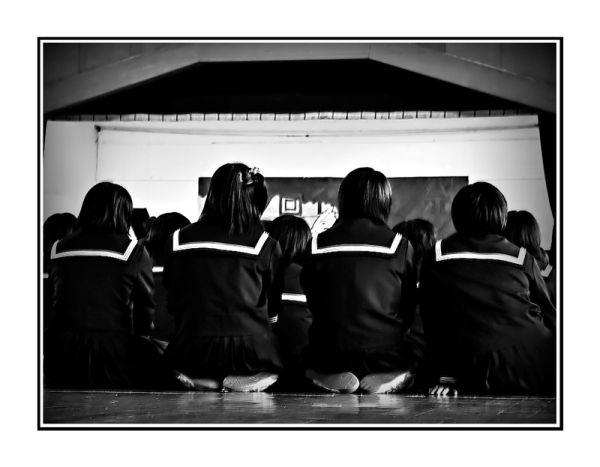 Life's Details – Japanese School Life Peek #149