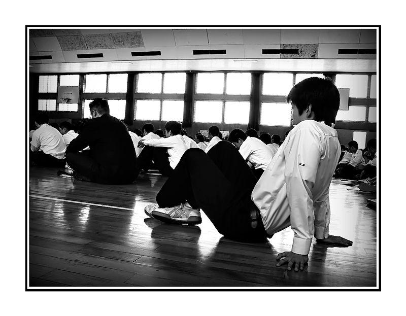 Life's Details – Japanese School Life Peek #151