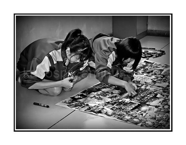Life's Details – Japanese School Life Peek #155