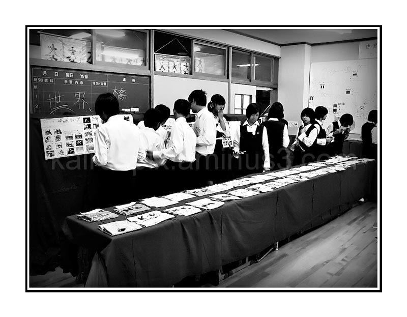 Life's Details – Japanese School Life Peek #161