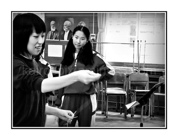 Life's Details – Japanese School Life Peek #179