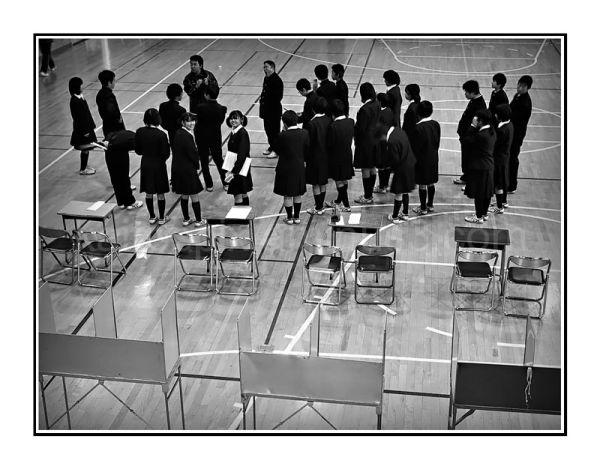 Life's Details – Japanese School Life Peek #187