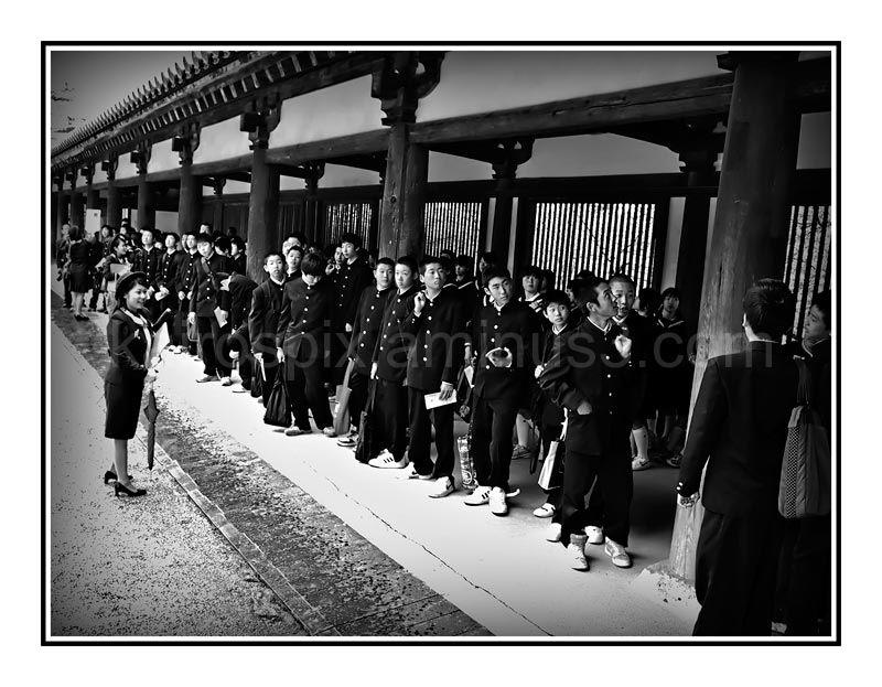 Life's Details – Japanese School Life Peek #189