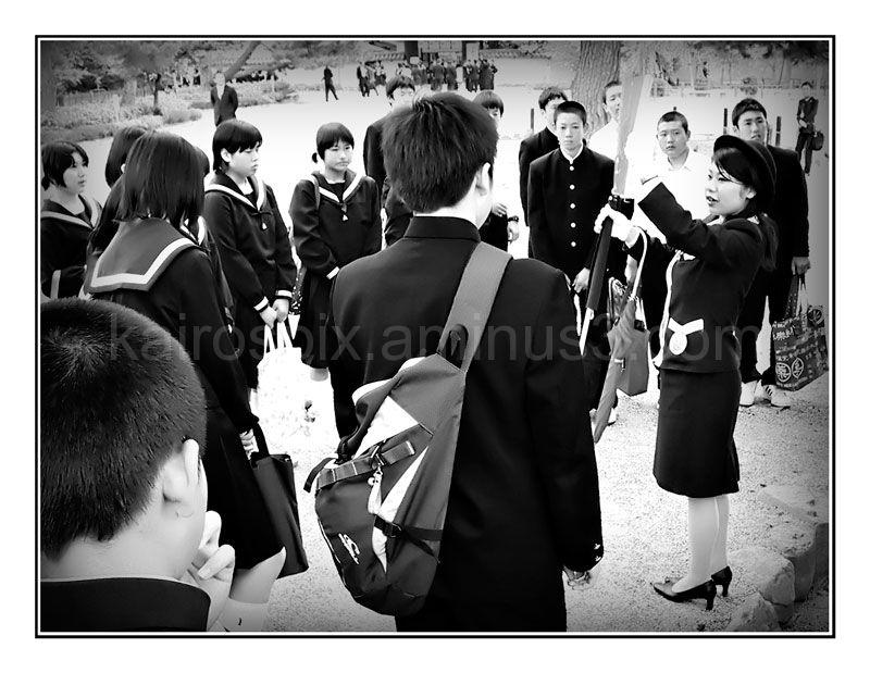 Life's Details – Japanese School Life Peek #190