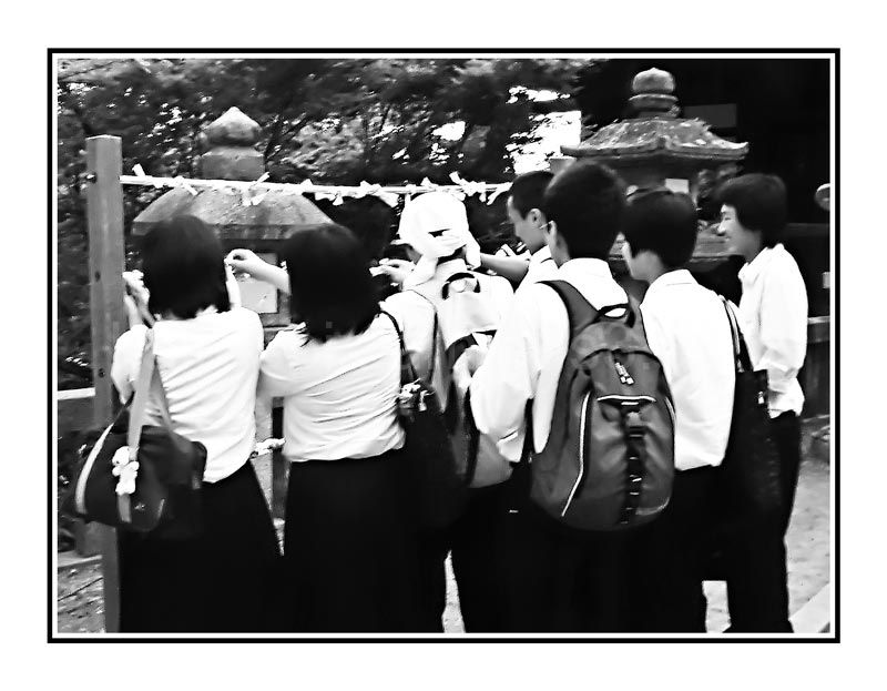 Life's Details – Japanese School Life Peek #195