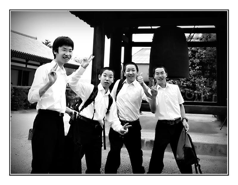 Life's Details – Japanese School Life Peek #197