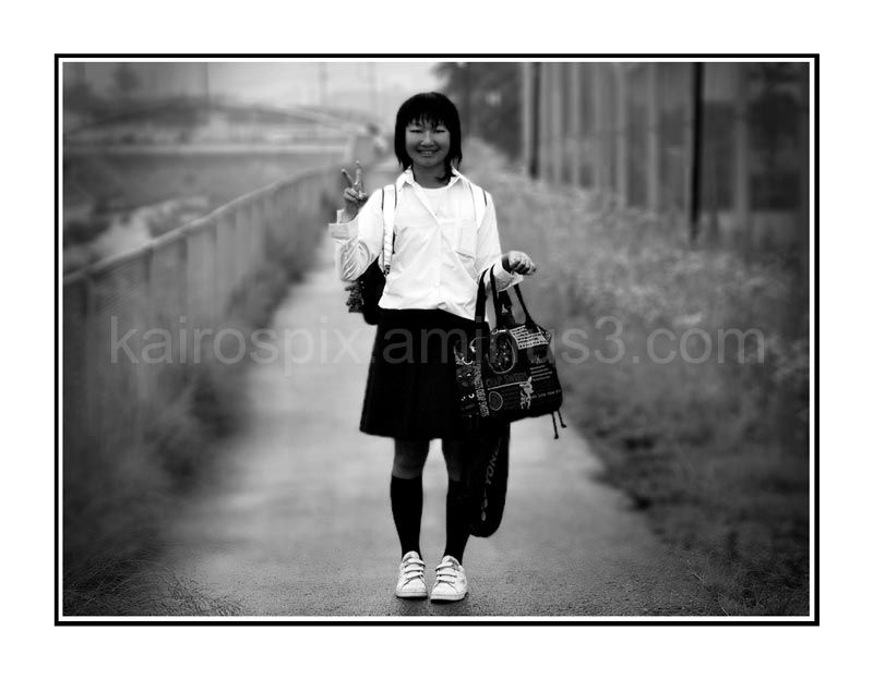 Life's Details – Japanese School Life Peek #200