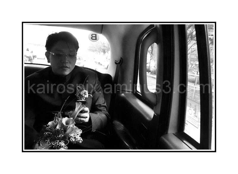 On the way to fetch the bride - #006