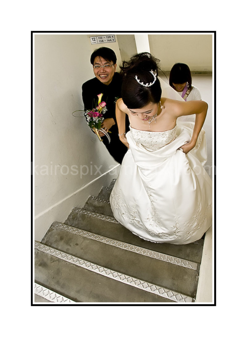 Bringing the bride to parents' home - #008