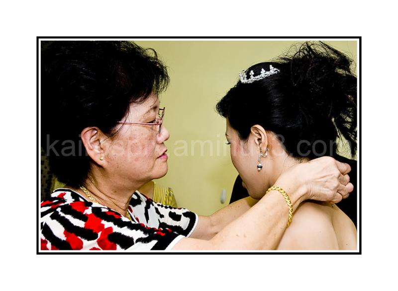 Let's go tea ceremony at bride's side - #003
