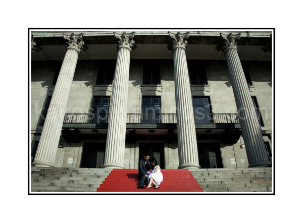 Outdoor shoot at City Hall - #001