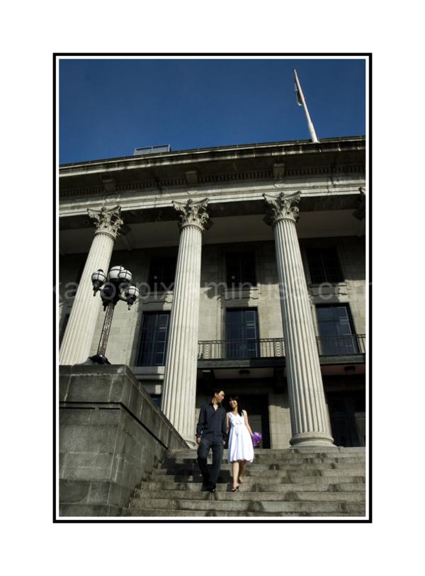 Outdoor shoot at City Hall - #011